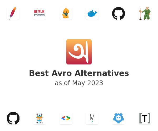 Best Avro Alternatives