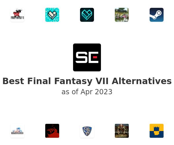 Best Final Fantasy VII Alternatives