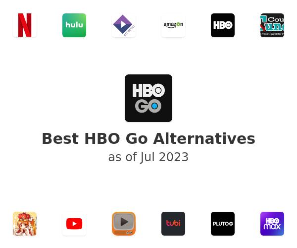 Best HBO Go Alternatives