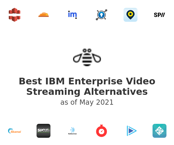 Best IBM Enterprise Video Streaming Alternatives
