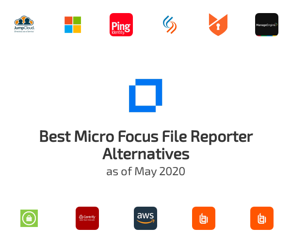 Best Micro Focus File Reporter Alternatives