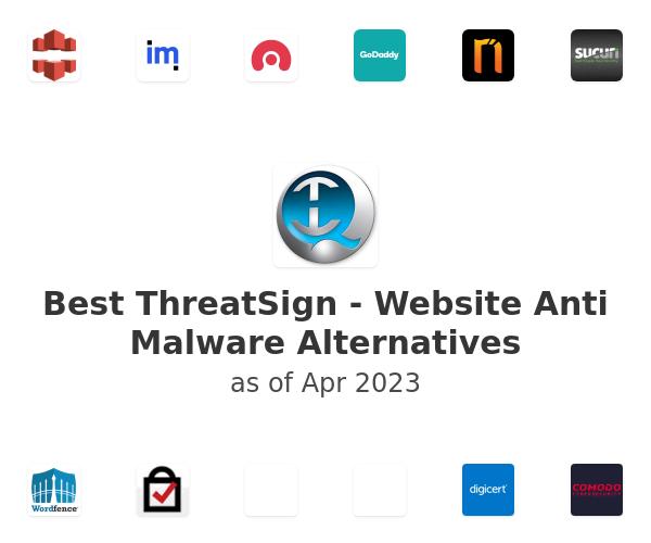 Best ThreatSign - Website Anti Malware Alternatives