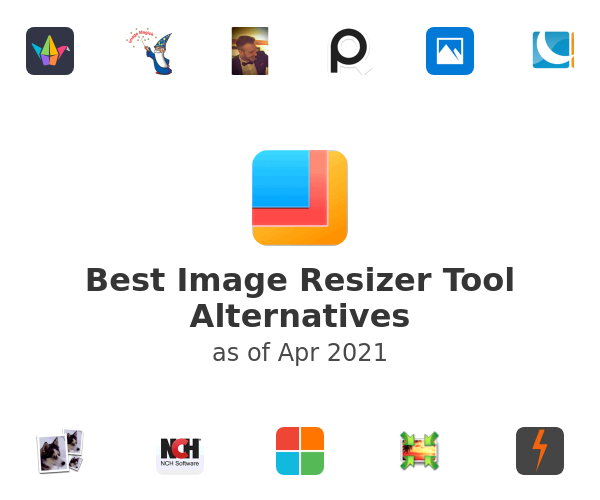 Best Image Resizer Tool Alternatives