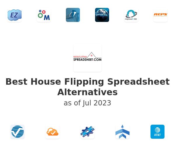 Best House Flipping Spreadsheet Alternatives