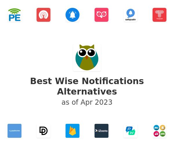 Best Wise Notifications Alternatives