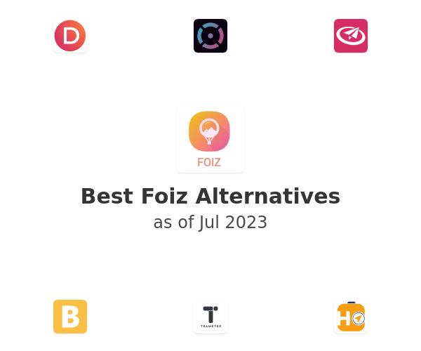 Best Foiz Alternatives