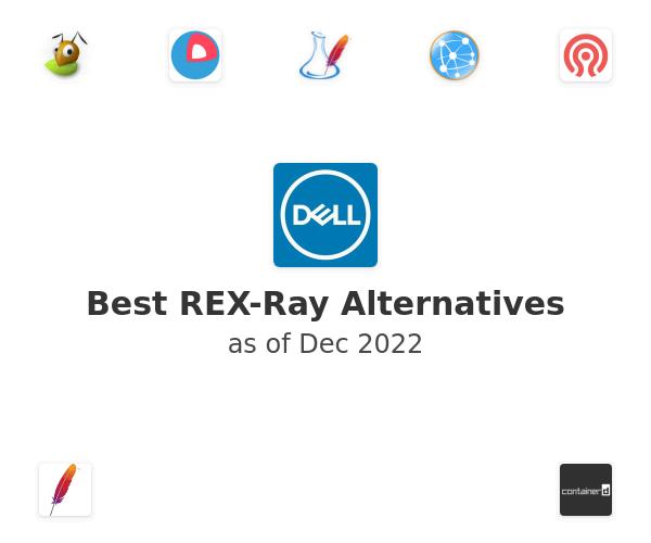 Best REX-Ray Alternatives