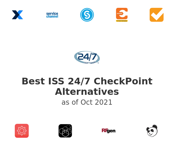Best ISS 24/7 CheckPoint Alternatives