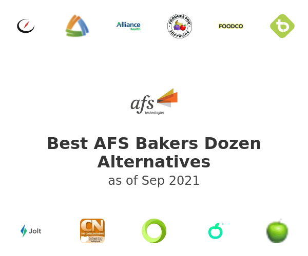 Best AFS Bakers Dozen Alternatives