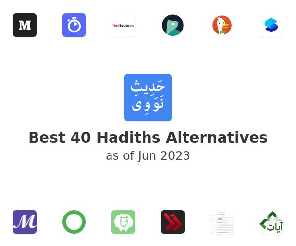 Best 40 Hadiths Alternatives