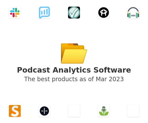 Podcast Analytics Software