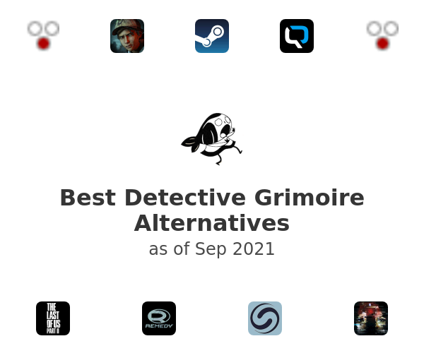 Best Detective Grimoire Alternatives