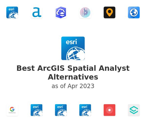 Best ArcGIS Spatial Analyst Alternatives
