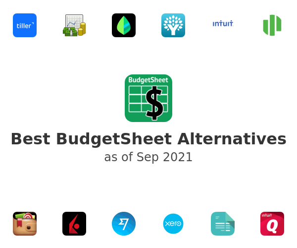 Best BudgetSheet Alternatives
