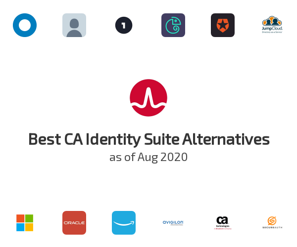 Best CA Identity Suite Alternatives