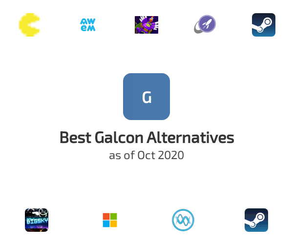 Best Galcon Alternatives
