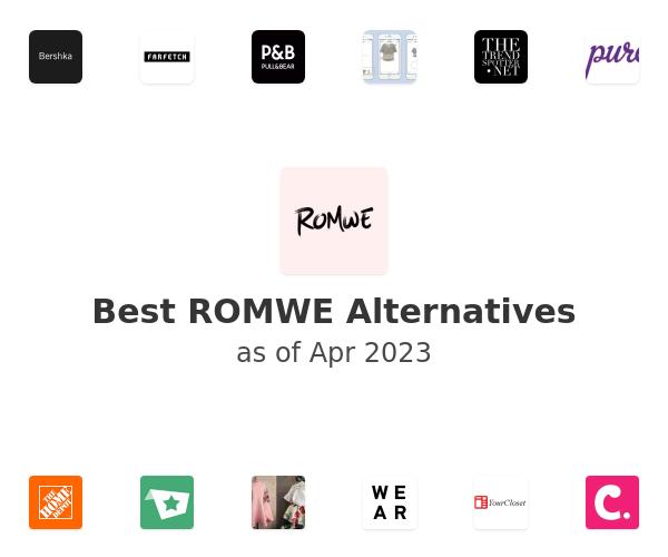 Best ROMWE Alternatives
