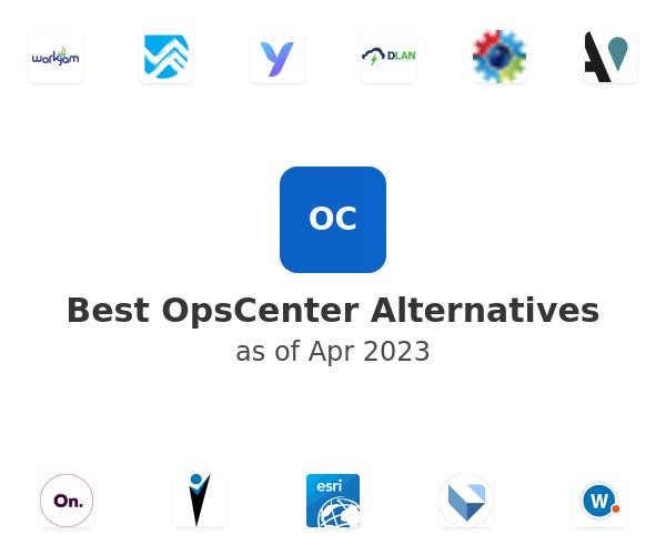 Best OpsCenter Alternatives
