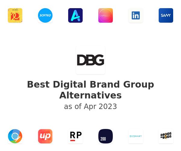 Best Digital Brand Group Alternatives