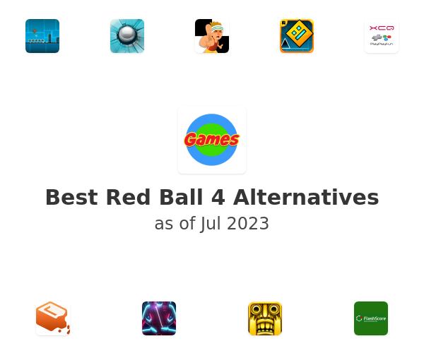 Best Red Ball 4 Alternatives
