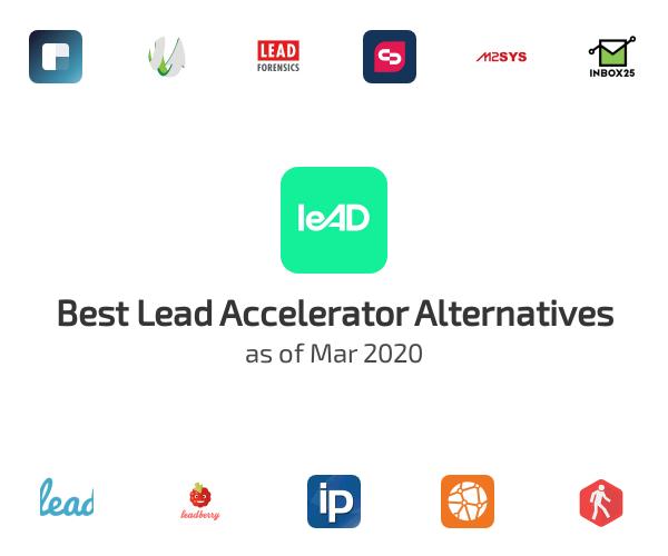 Best Lead Accelerator Alternatives