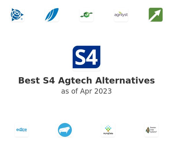 Best S4 Agtech Alternatives