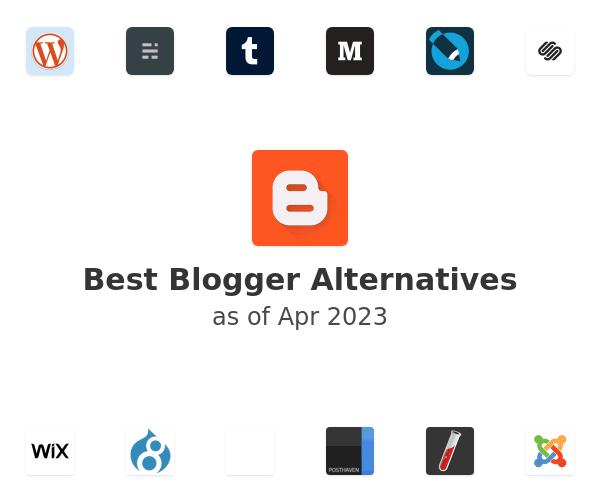 Best Blogger Alternatives