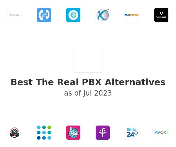 Best The Real PBX Alternatives