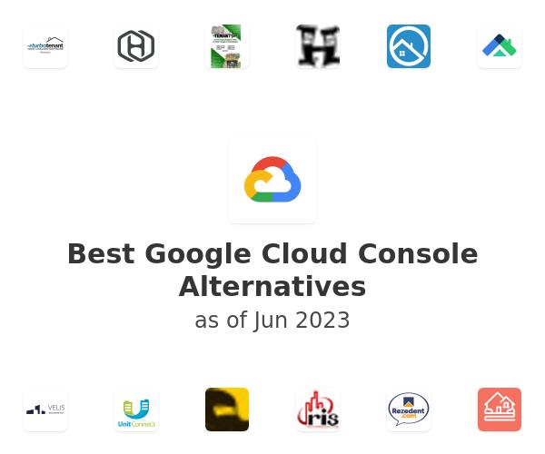 Best Google Cloud Console Alternatives