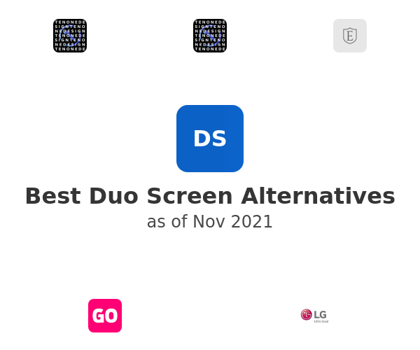 Best Duo Screen Alternatives