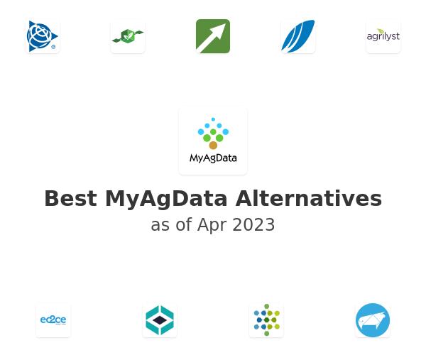 Best MyAgData Alternatives