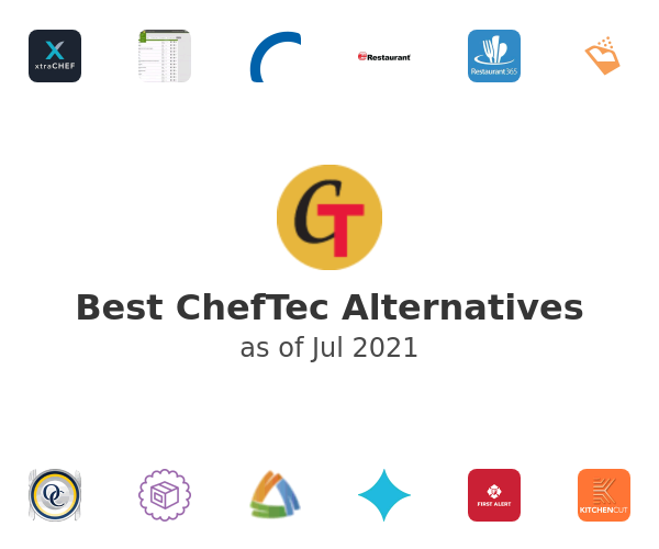 Best ChefTec Alternatives