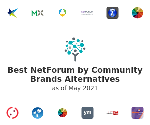 Best NetForum by Community Brands Alternatives