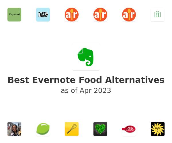 Best Evernote Food Alternatives