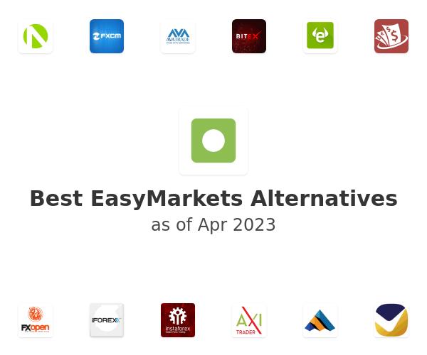 Best EasyMarkets Alternatives