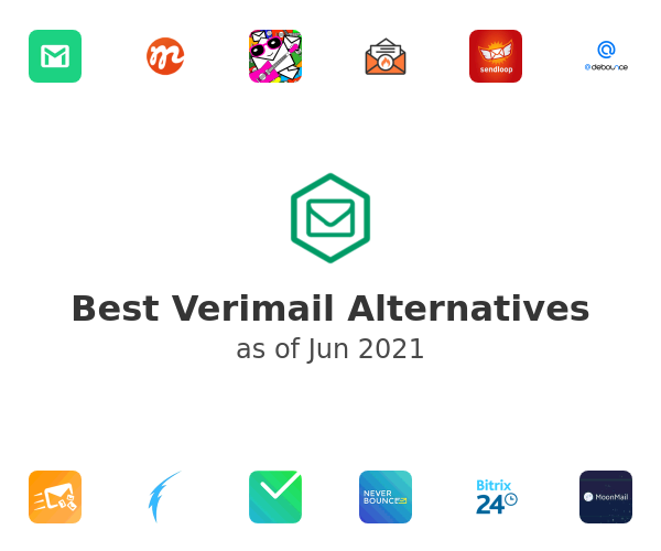 Best Verimail Alternatives