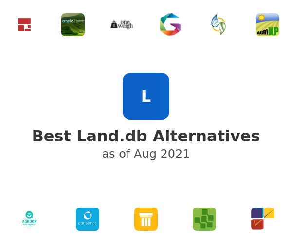 Best Land.db Alternatives