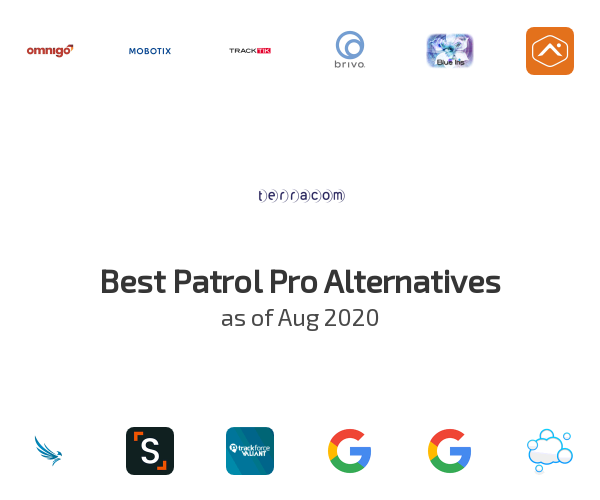 Best Patrol Pro Alternatives