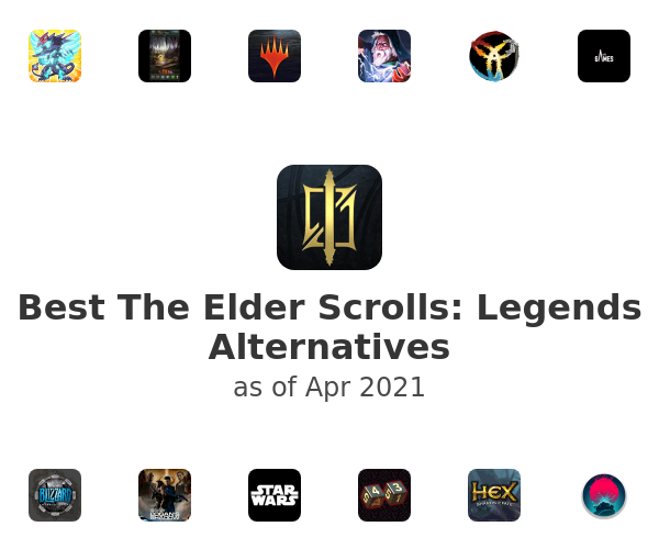 Best The Elder Scrolls: Legends Alternatives