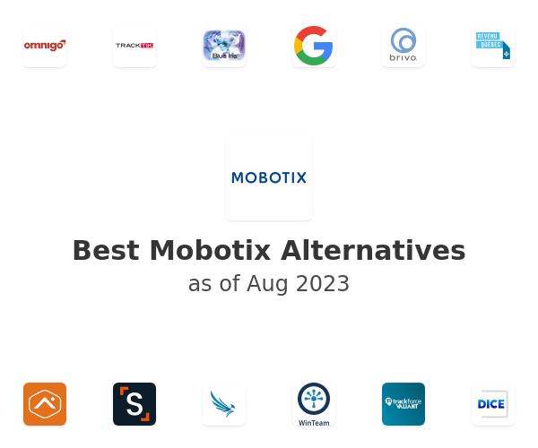 Best Mobotix Alternatives