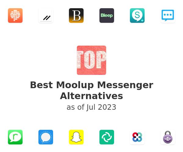 Best Moolup Messenger Alternatives
