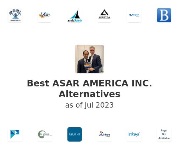 Best ASAR AMERICA INC. Alternatives