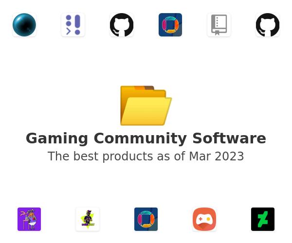 Gaming Community Software