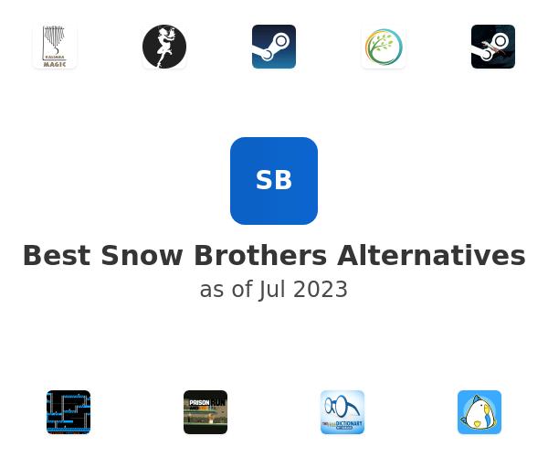 Best Snow Brothers Alternatives