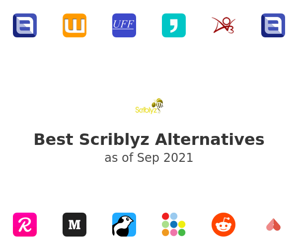 Best Scriblyz Alternatives