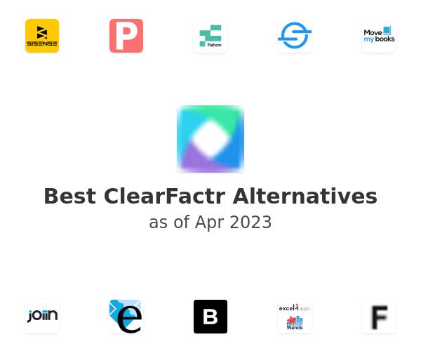 Best ClearFactr Alternatives