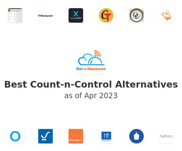 Best Count-n-Control Alternatives