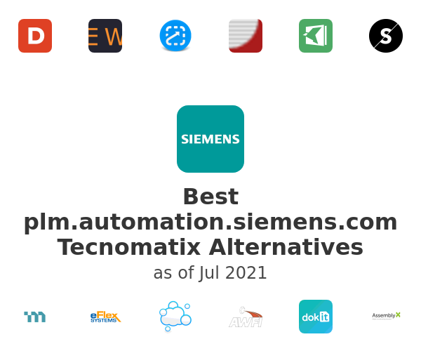 Best plm.automation.siemens.com Tecnomatix Alternatives