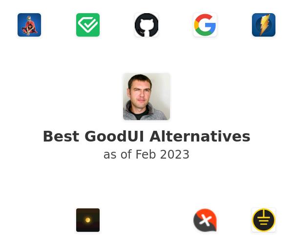 Best GoodUI Alternatives