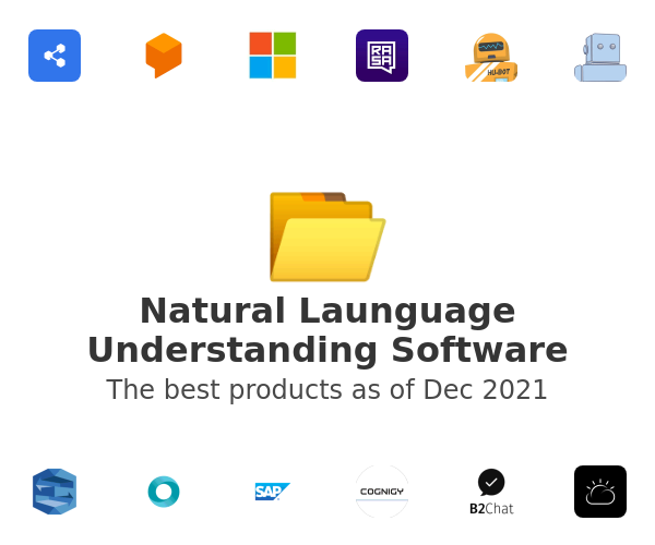 Natural Launguage Understanding Software